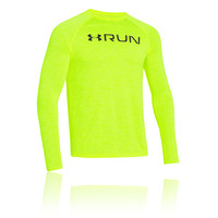 Under Armour Run Long Sleeve Running Top