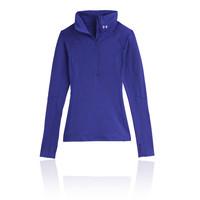 Under Armour ColdGear Cosy Women's Half Zip Long Sleeve Running Top