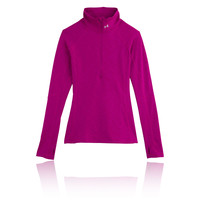 Under Armour ColdGear Cosy Women's Half Zip Long Sleeve Running Top