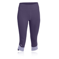 Under Armour Fly-By Women's Compression Capri Running Tights