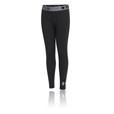 Under Armour ColdGear Evo Fitted Boy's Running Tights - AW15 picture 1