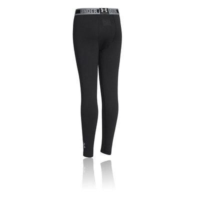 Under Armour ColdGear Evo Fitted Boy's Running Tights - AW15 picture 2