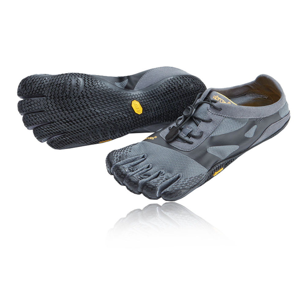 vibram fivefingers kso evo herren laufschuhe turnschuhe sport schuhe schwarz ebay. Black Bedroom Furniture Sets. Home Design Ideas