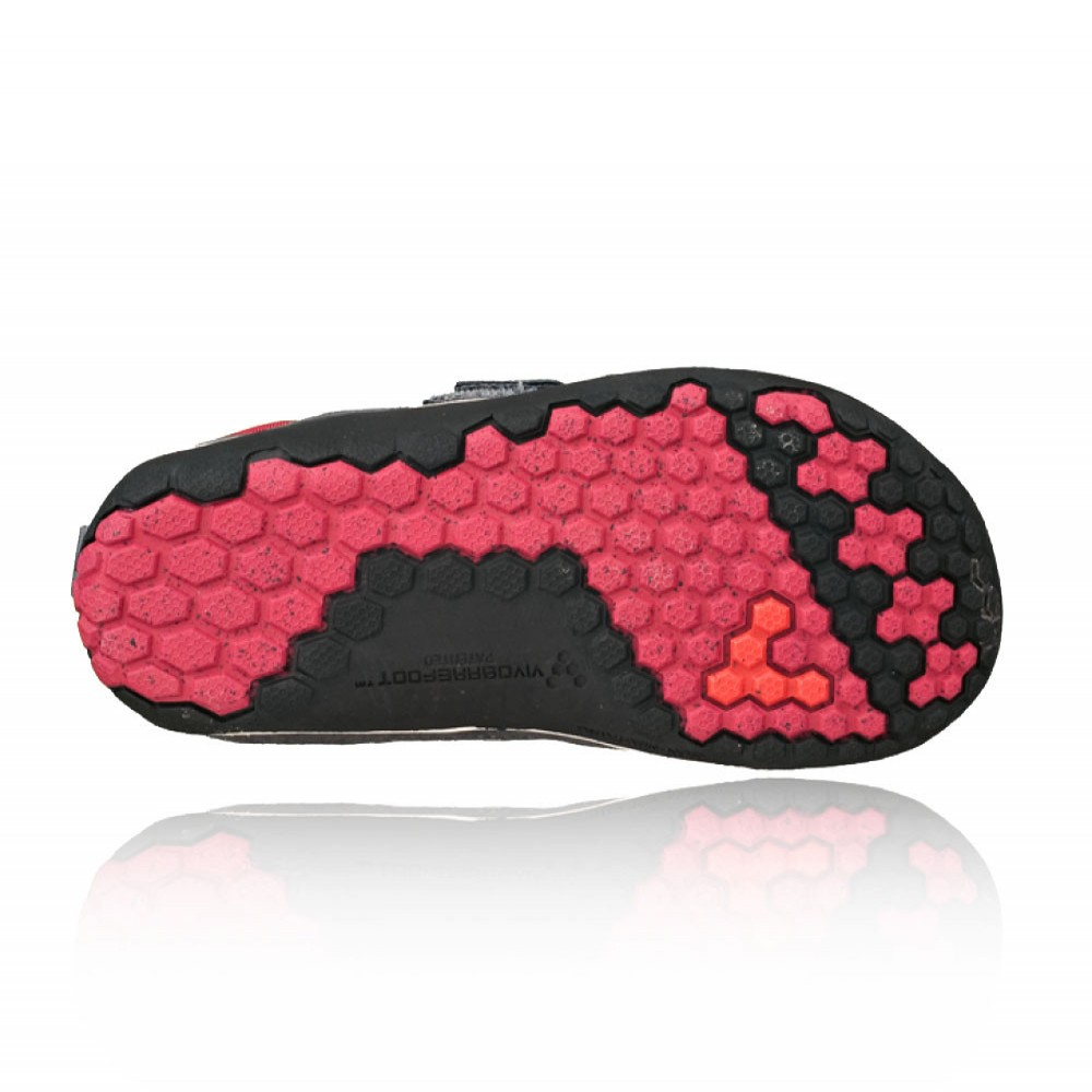 VivoBarefoot Neo Velcro Kids Running Shoes