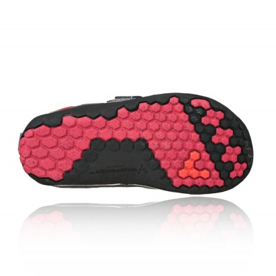 VivoBarefoot Neo Velcro Kids Running Shoes picture 3