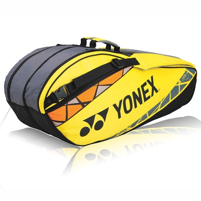 Yonex Tournament Active Yellow 8926 6 Racket Bag picture 1