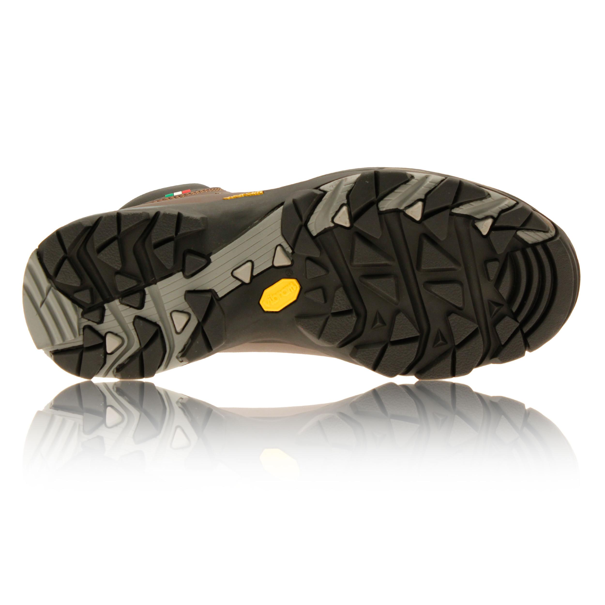 5fd207ecea70b ZAMBERLAN 1006 NEW VIOZ scarponi scarpe per montagna caccia escursioni.  Zamberlan Donna Marrone GoreTex Impermeabile Outdoor Scarpe da